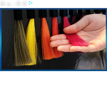 No.06 HD³ Dye Technology